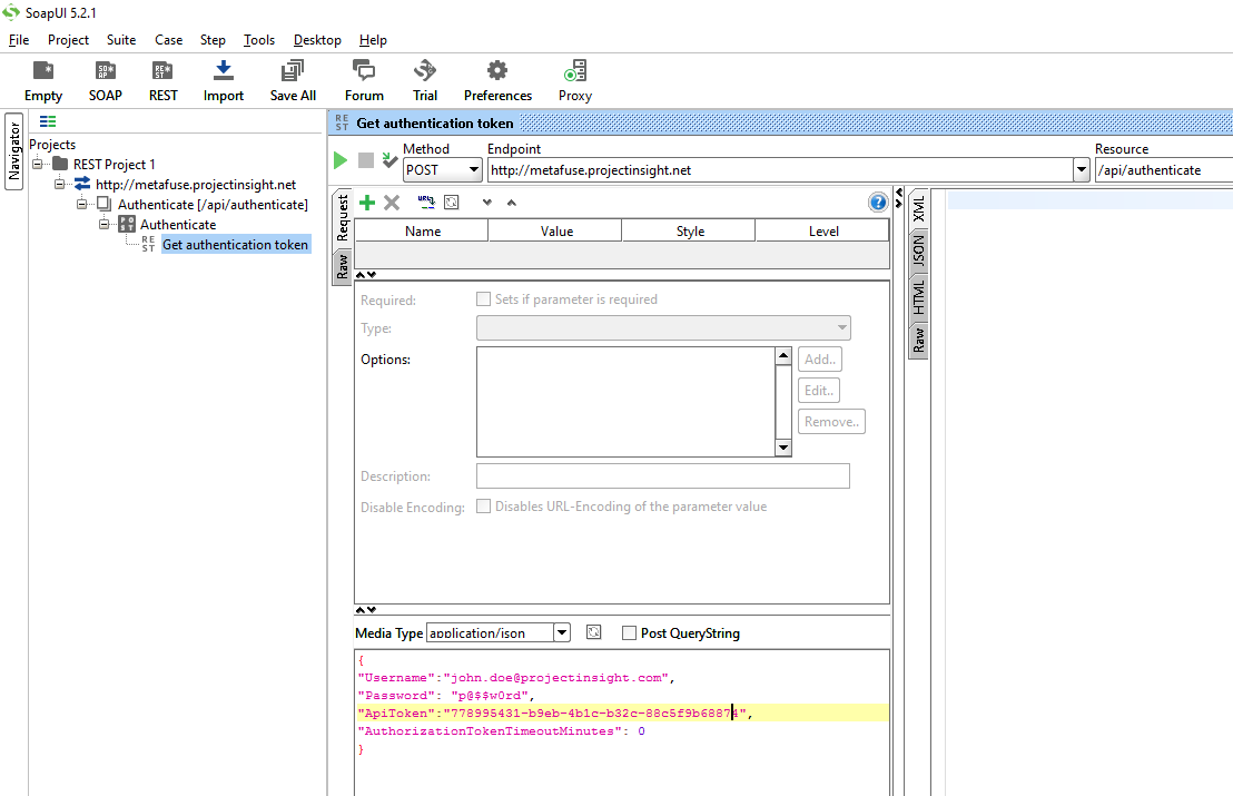 Soapui making restful calls so you can rest at night rest call to authenticate method baditri Images