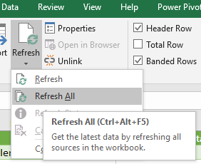 Get your Project Data Directly to Excel – Project Insight