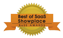 Best of SaaS Showplace Award