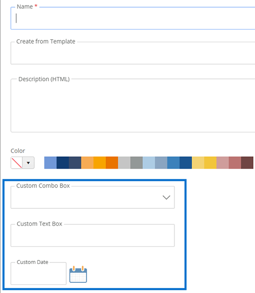 Easily add fields to forms