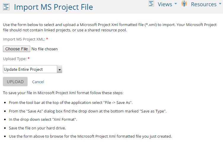 Ms project user manual manual sierra wireless inc array ms project import rh projectinsight fandeluxe Images