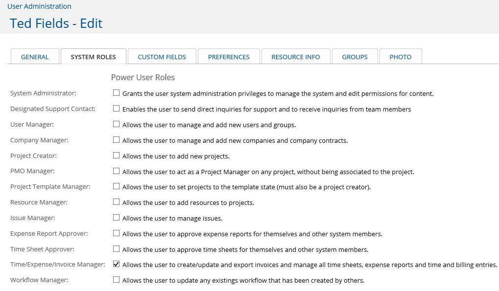 invoice topics, Invoice examples