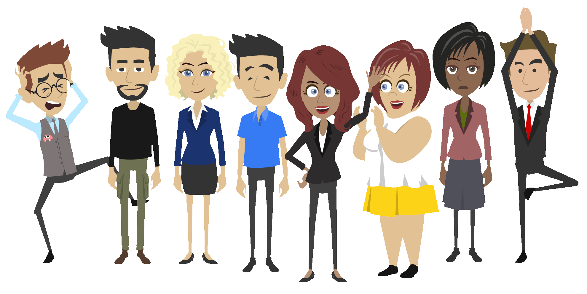 pi team u2122 free project management software project insight group of people clip art free clipart of group of people dining